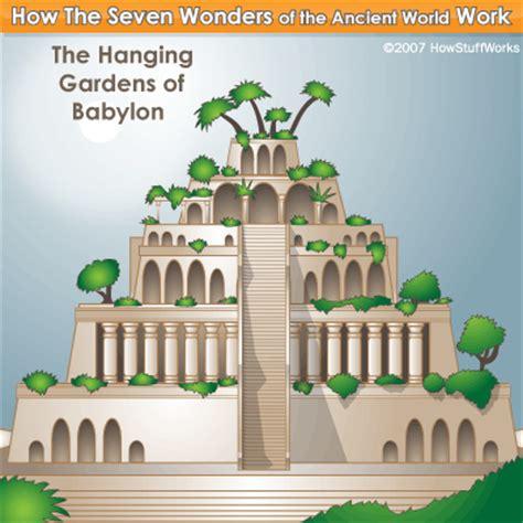 Imagens jardins suspensos da babilônia ~ Fehet