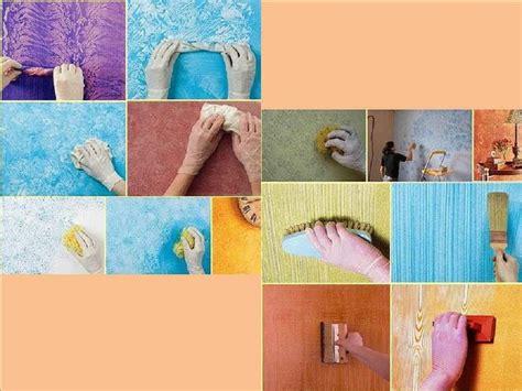 Imperdibles técnicas de decoración de paredes con pintura