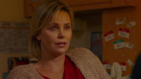 In New  Tully  Trailer, Charlize Theron Reaches a ...
