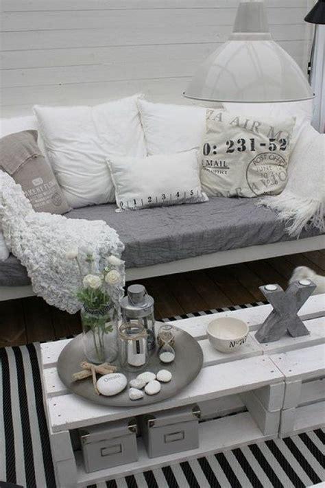 Incluye un palet en la decoración de tu casa