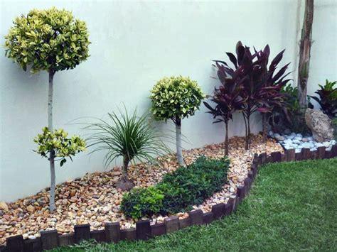 increible decoracion de jardines con palmeras del ...