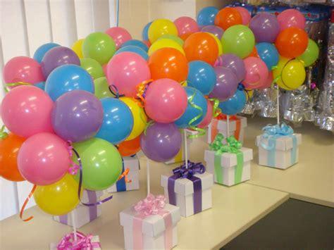 Increíbles centros de mesa con globos   Dale Detalles