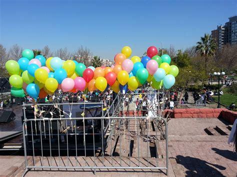 Inflado De Globos Con Helio   $ 580 en Mercado Libre