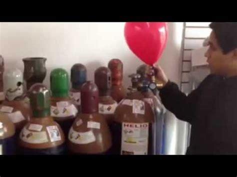 Inflar globos con helio, de HELIOMANIA OXI MEX   YouTube