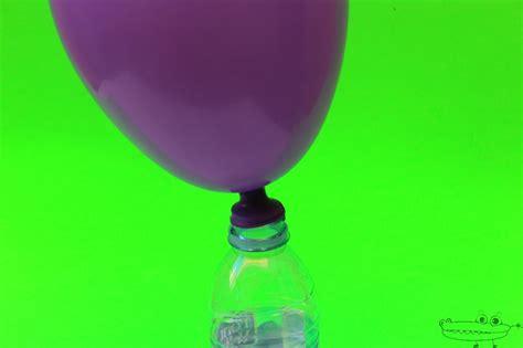 Inflar globos sin soplar   Manualidades Infantiles