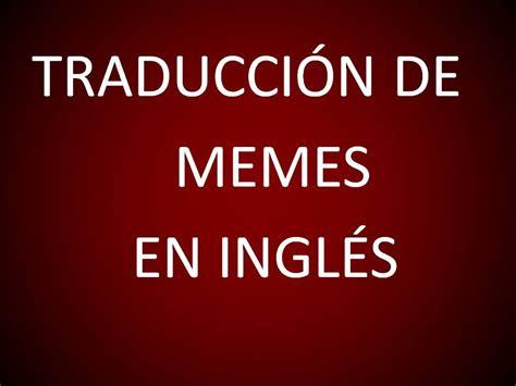 Inglés Americano   Memes en Inglés  Lección 202    YouTube