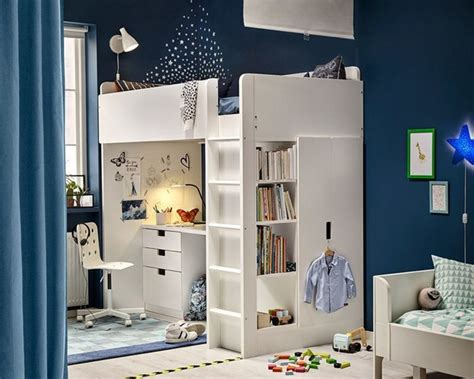 Inspiración dormitorios juveniles Ikea 2018