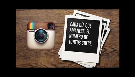 Instagram: 10 frases para que tu perfil deje pensando a ...