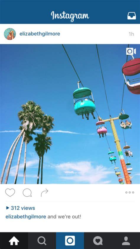 Instagram: un compteur de vues pour les vidéos