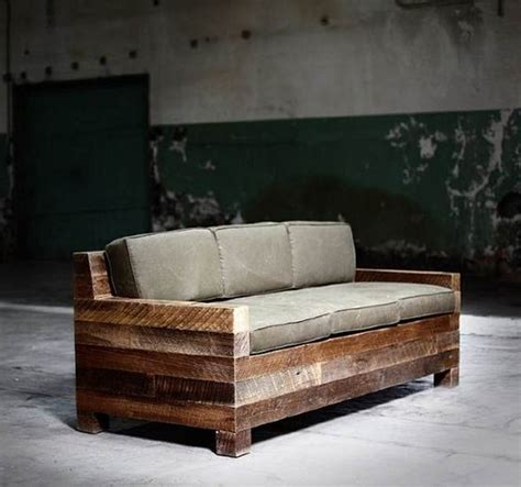 Interesting Diy Patio Bench Made Of Wooden Material Also ...