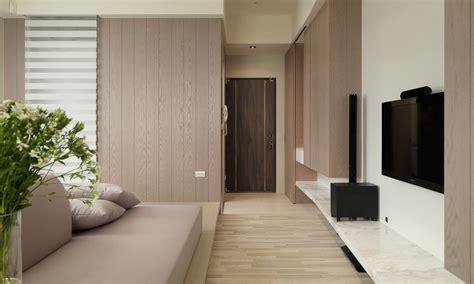 Interior wood cladding | Interior Design Ideas.