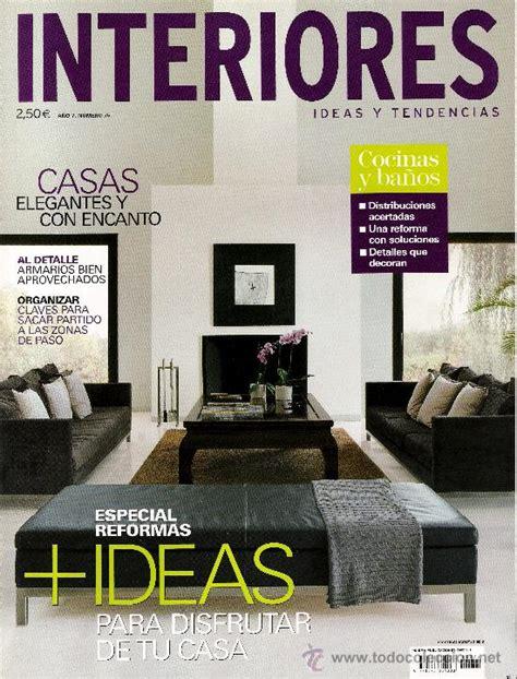 Interiores Ideas Y Tendencias Revista