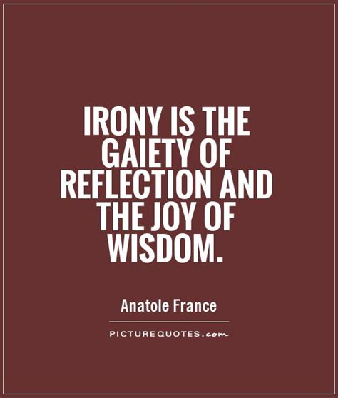 Irony Quotes | Irony Sayings | Irony Picture Quotes