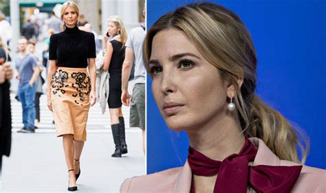 Ivanka Trump news: Donald Trump s daughter left red faced ...