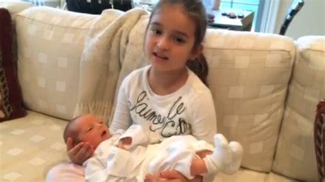 Ivanka Trump s daughter sings sweet lullaby to her newborn ...