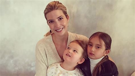 Ivanka Trump s family is a sensation on Instagram