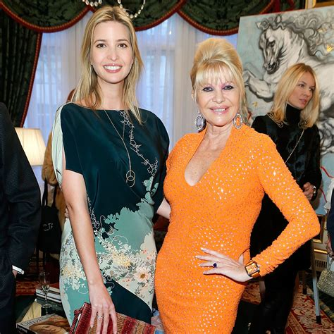 Ivanka trump y su foto con su madre Ivana | People en Español