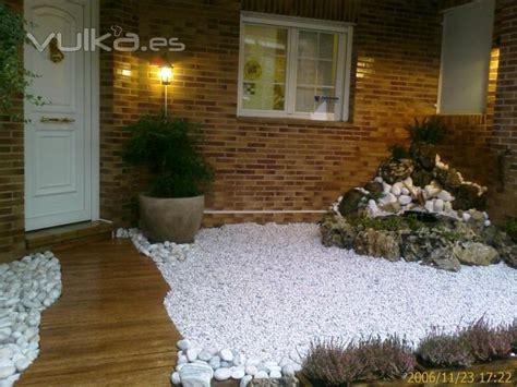 Jardín de piedras blancas | Visitando jardines | Pinterest