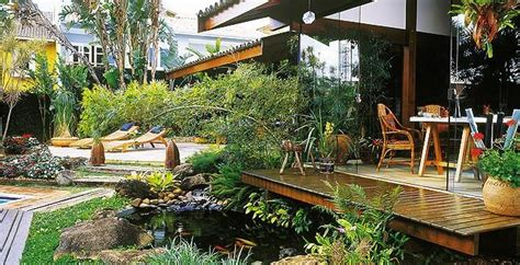jardin rustico con agua | Hoy LowCost