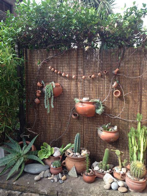 Jardín Rústico con Cactus y Suculentas   Disfruta Creando ...