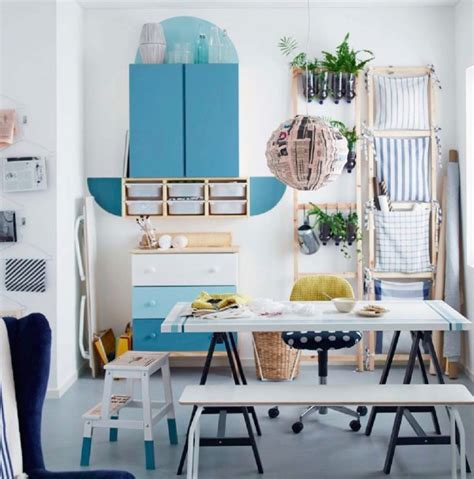 jardín vertical + almacenaje Ikea | Despacho | Pinterest ...