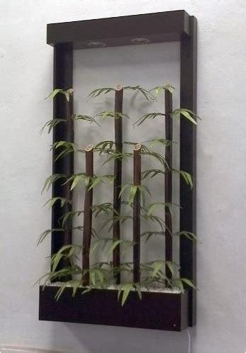 Jardinera Colgante De Bambu  artificial    $ 1,620.00 en ...
