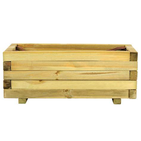 Jardinera de madera BAROQUE RECTANGULAR Ref. 16137646 ...