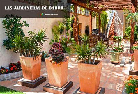Jardineras De Barro   Diseños Arquitectónicos   Mimasku.com
