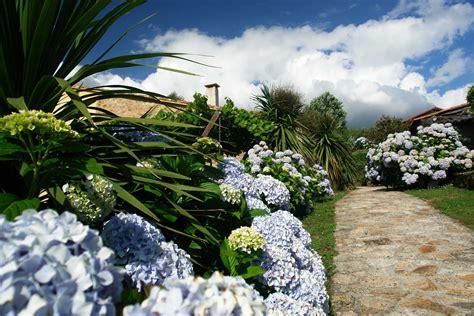Jardines casa rural   Casa Rural As Seis Chemineas