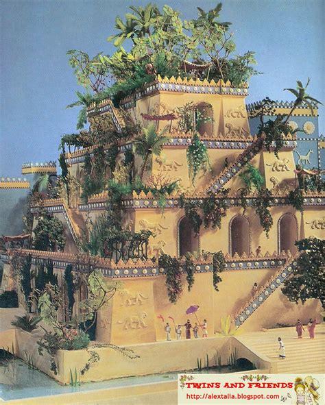 jardines colgantes de Babilonia. imagenes. - Yahoo Search ...
