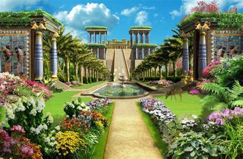 Jardines Colgantes de Mesopotamia   disenodejardines