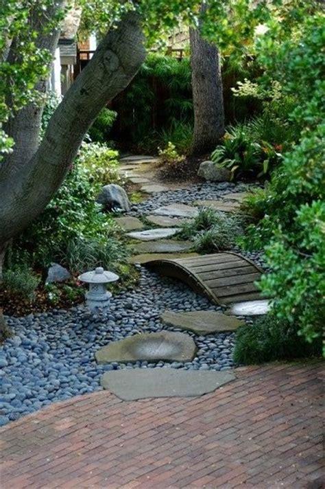 Jardines con piedras 45 fotos y sugerencias para su diseño ...