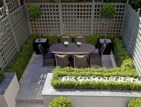 Jardines De Casas Pequeñas   Diseño Y Decoración [Increíbles]