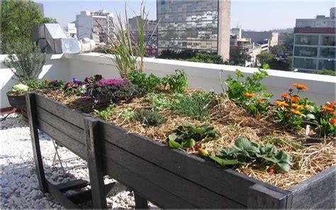 Jardines En Terrazas Urbanas. Awesome Paisajismo ...