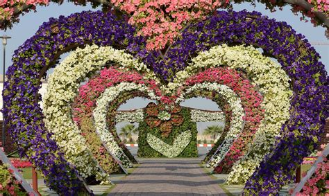Jardines más bellos del mundo  II    El Viajero Feliz
