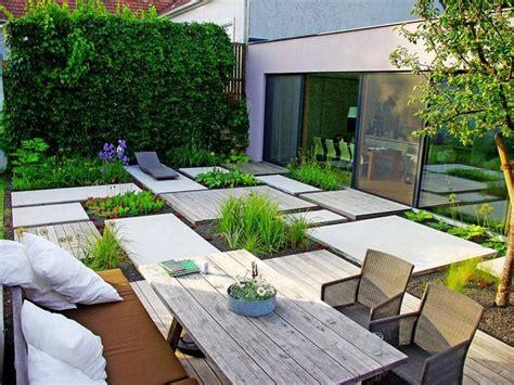 Jardines Modernos De Casas Minimalistas   Deco De ...