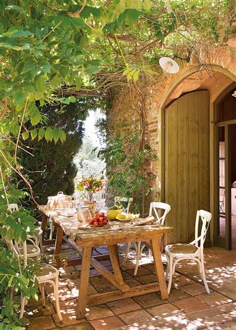 Jardines Rusticos De Campo. Amazing Un Jardin De Cuentos ...