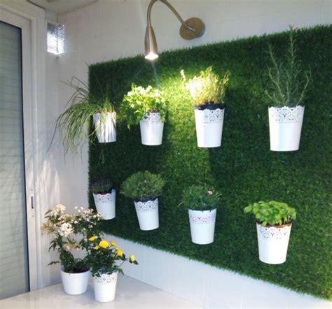 Jardines verticales: la primavera entra en tu cocina ...