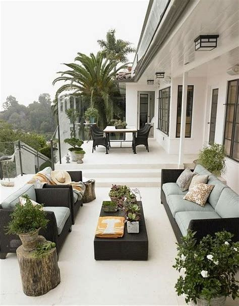 Jardines y terrazas con encanto   Paperblog