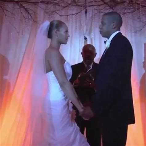 Jay Z shares Beyonce wedding video on Instagram   NY Daily ...