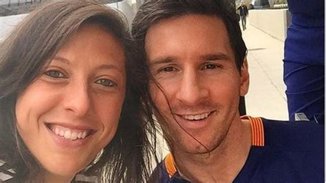 Jenni Hermoso, como Leo Messi