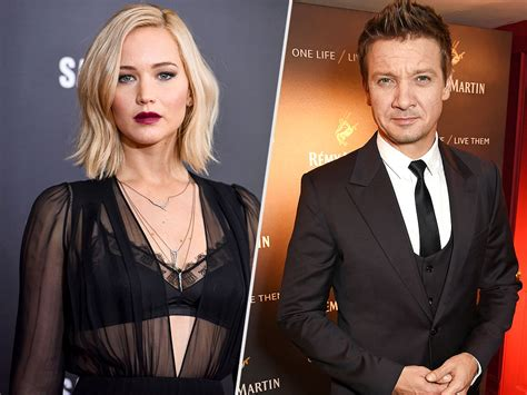 Jennifer Lawrence and Jeremy Renner Are Cousins