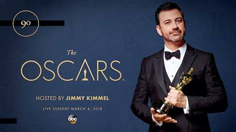 Jimmy Kimmel Hosting 2018 Oscars