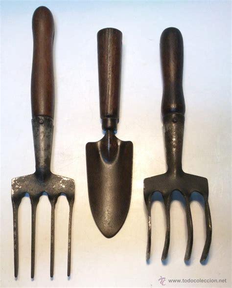 juego 3 herramientas profesionales de jardineri   Comprar ...