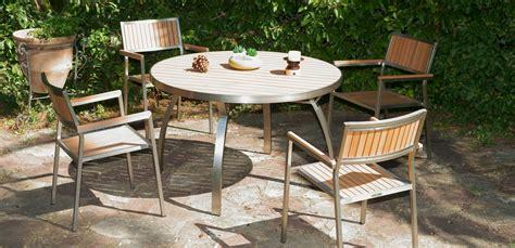 Juego de mesa y sillas para terraza y jardín Argus Ámbar ...