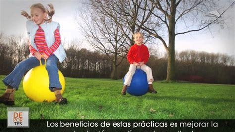 Juegos al aire libre, el deporte de los niños   YouTube