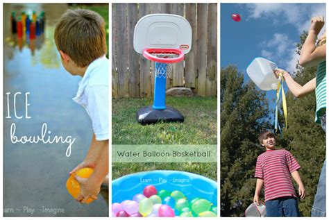 Juegos con globos de aguas | Miss Peguitos: blog para ...