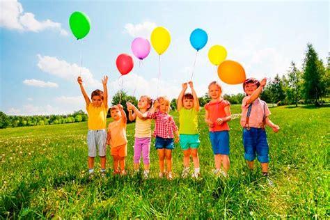 Juegos con globos para niños   Divertidos y entrenidos ...