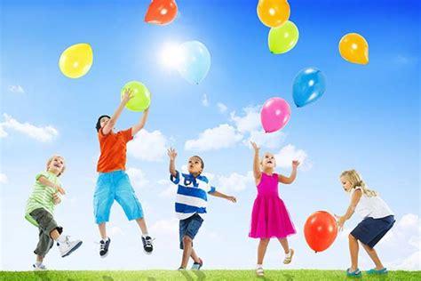 Juegos con globos para una fiesta infantil
