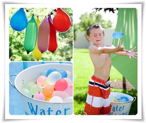 Juegos de agua para el verano   Pequeocio